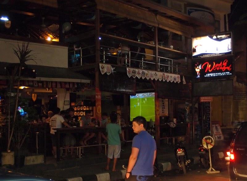 W Sports Bar (Kuta, Bali) | Jakarta100bars Nightlife