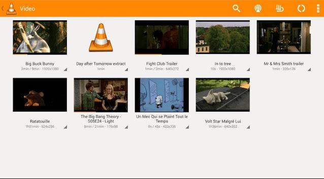 استخدام برنامج VLC لتحويل ملفات الفيديو من MKV إلى MP4