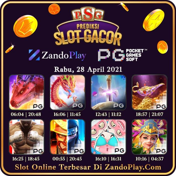 Prediksi Slot Gacor - PGsoft