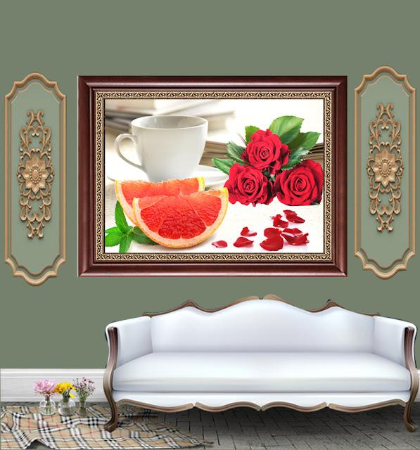 Trái cây hoa quả