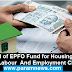 Withdrawal of EPFO Fund for Housing: Ministry of State For Labour And Employment Clarification