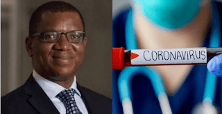 I have found the cure for coronavirus – Enugu based professor
