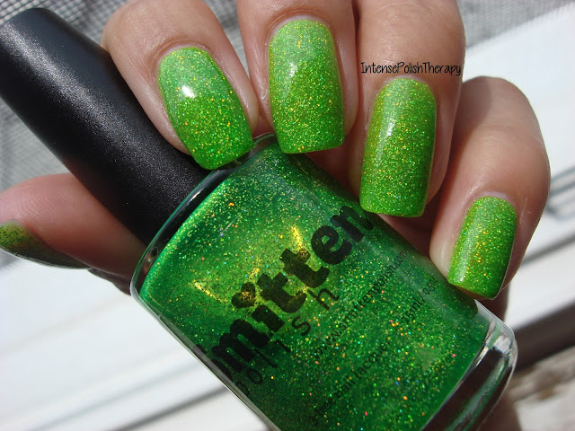 Smitten Polish - Not Your Mama's Easter Grass