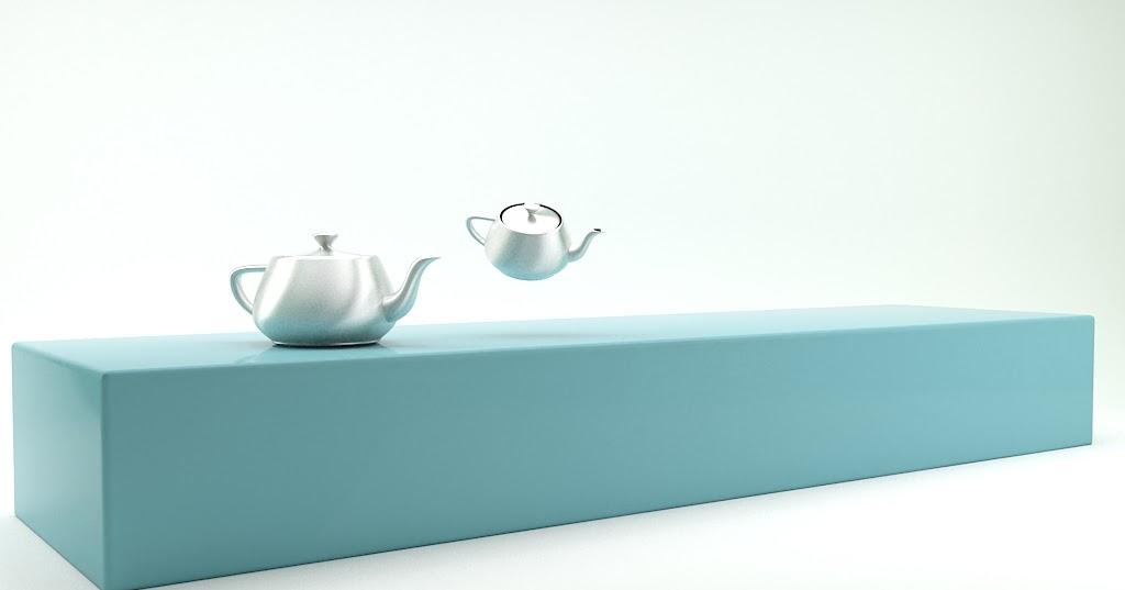 3dsMax VRay磨砂金屬材質調節方法【3dsMax VRay材質教學】 | 3dsMax大學