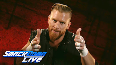 Curt Hawkins Fact SmackDown Live 2016 Return
