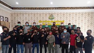 Jalin Silaturahmi, Kejari Muarojambi Koffe Morning Bersama Awak Media