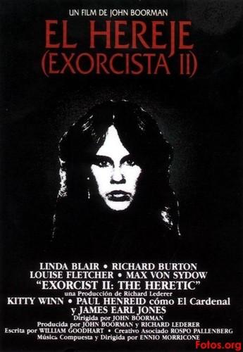 El exorcista 2: el hereje (1977) [BRrip 1080p] [Latino] [Terror]