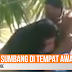 [VIDEO] Pasangan Wanita Bertudung Dan Lelaki Bangladesh Lakukan Perkara Sumbang Ditempat Awam