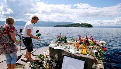 Utøya memorial