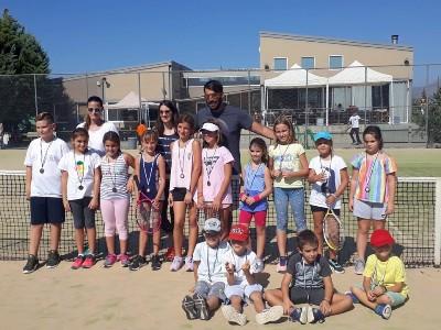 Διακρίσεις για τους αθλητές του ΡΗΓΑ ΑΟΑΑ και του Athlisis Tennis Club