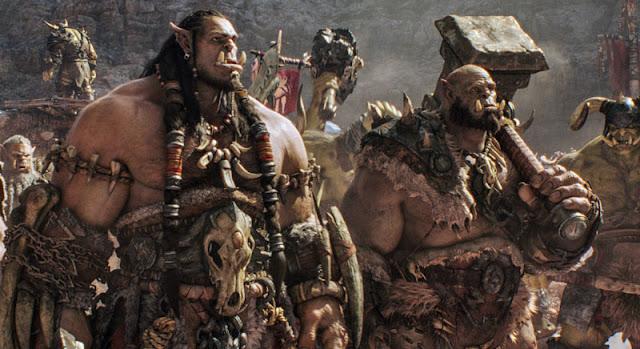 Confira as imagens e cenas inéditas de Warcraft: O Primeiro Encontro de Dois Mundos
