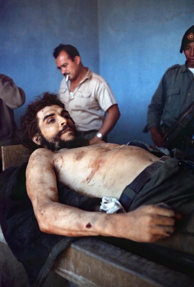 Selepas 47 Tahun Dibunuh, Gambar Mayat Che Guevara Akhirnya Ditemui