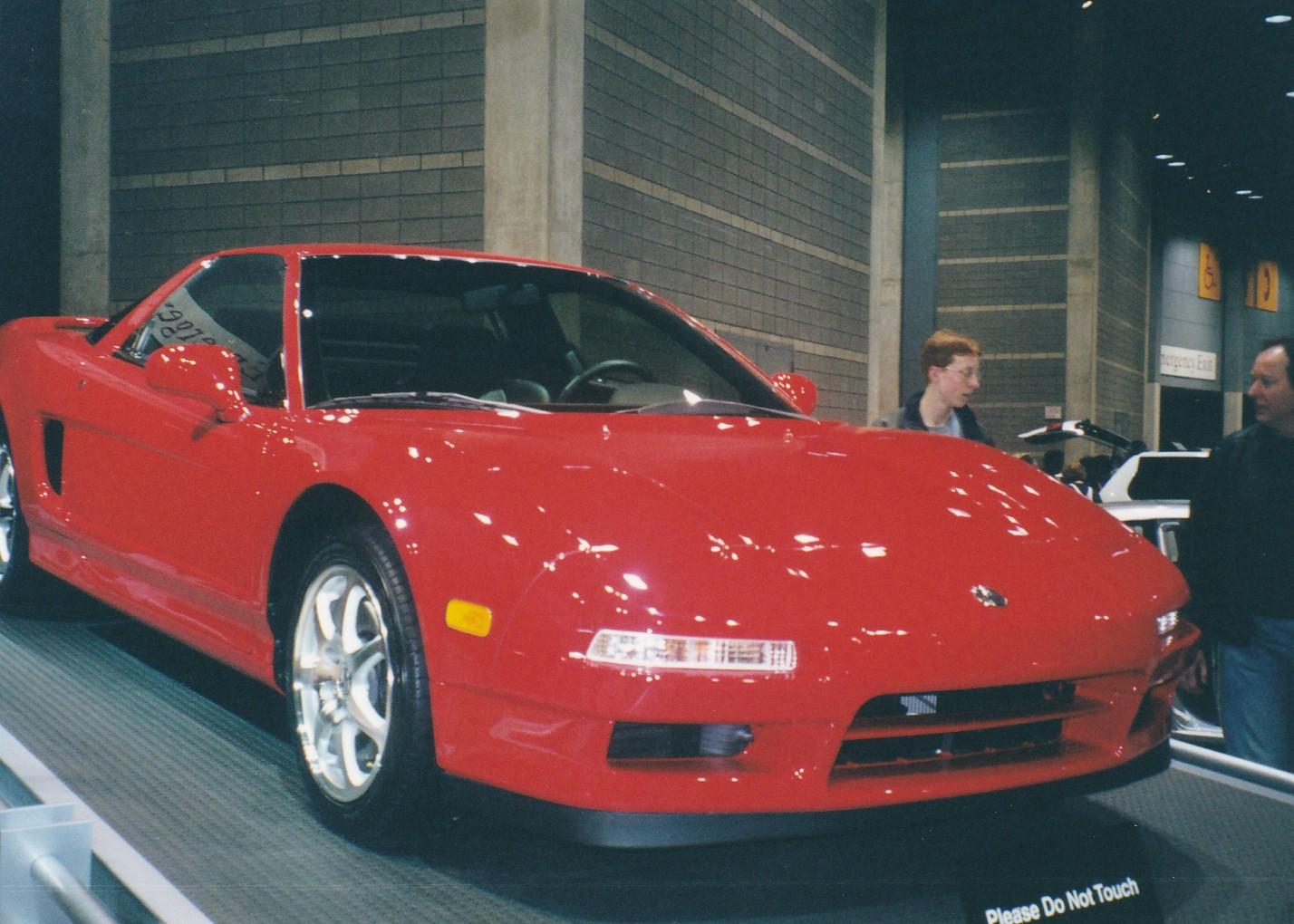Autotour 2001 Acura Nsx