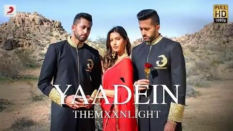 Yaadein Lyrics - Themxxnlight, Kabeer Patt | Latest Hindi Song