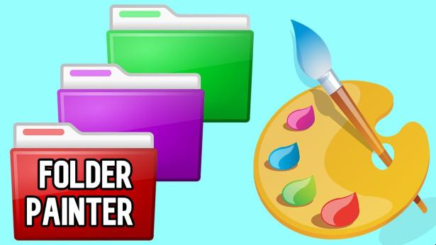 Folder Painter - Άλλαξε εύκολα το χρώμα των φακέλων του υπολογιστή σου