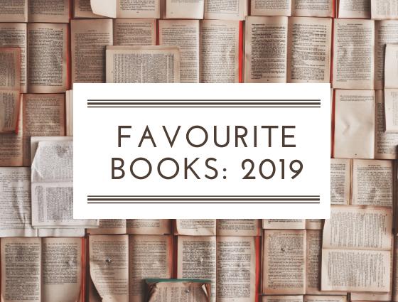 Favourite books read in 2019