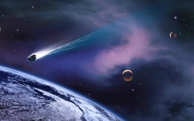Αποτέλεσμα εικόνας για κομήτες