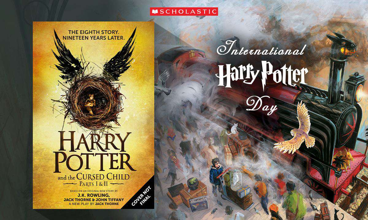 International Harry Potter Day Wishes Pics