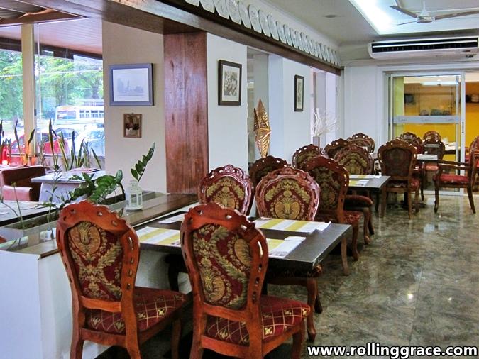 Upali's by Nawaloka price menu