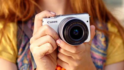 Gambar Kamera Canon EOS M10