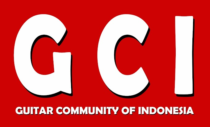 PENDAFTARAN MEMBER GCI (GUITAR COMMUNITY OF INDONESIA)