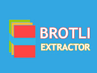 Brotli Extractor v2.0 Latest Windows PC Version Free Download