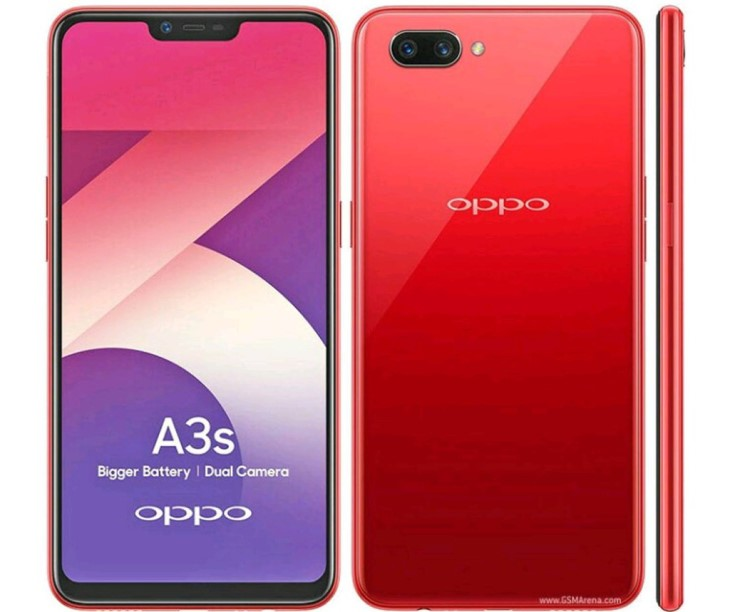 OPPO A3s 16GB | www.era.my.id