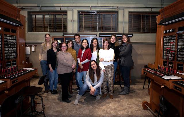Visita Plató Serie Ficción España