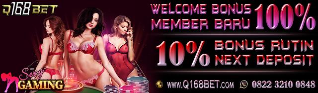 Welcome Bonus Casino 100%