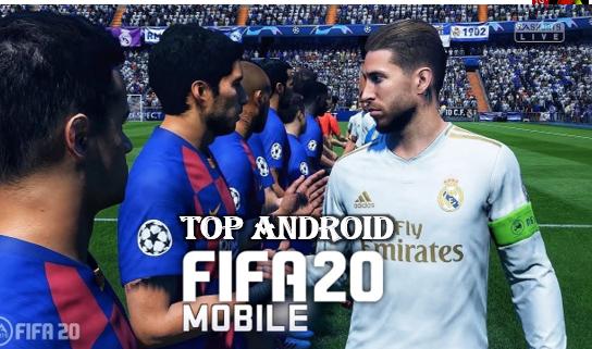 FIFA 20 MOD FIFA 14 Android