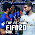 FIFA 20 Android Best Graphics New Menu Face & Full Transfers Update