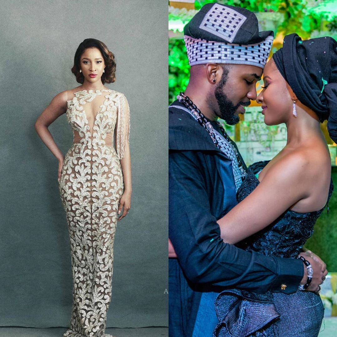 Banky-W and Adesua Self-Isolation