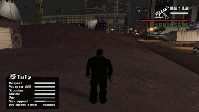 GTA San Andreas Date  Mod 2021