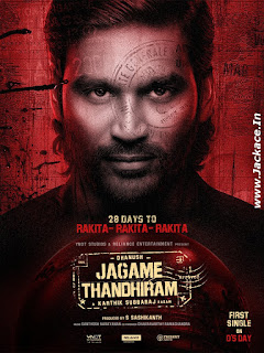 Jagame Thandhiram First Look Poster 4