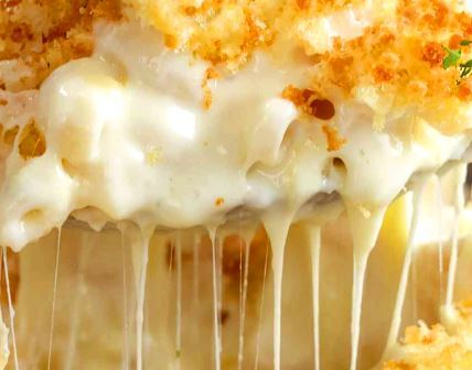 Grilled Macaroni, Cheese and Featured Recipes