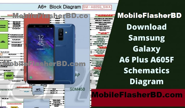 Download Samsung Galaxy A6 Plus A605F Schematics Diagram Full Free For All Latest Update File