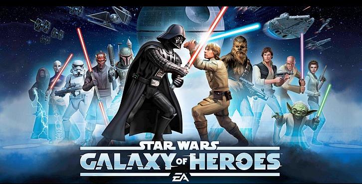 Download Gratis [MOD]  Star Wars™: Galaxy of Heroes v0.4.133261 APK