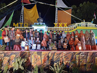 Sape Raih Juara Umum MTQ ke-XXX tingkat Kabupaten Bima
