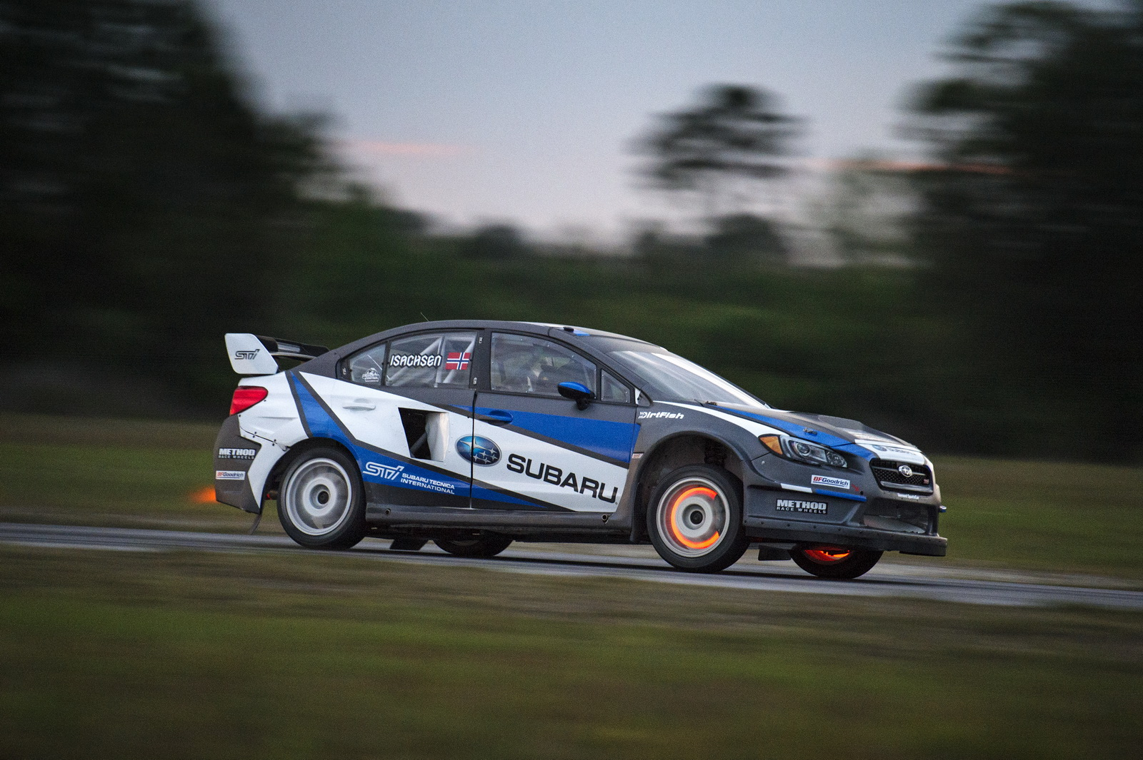Subaru Rally Team Usa Commits To Global Rallycross