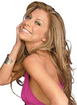 Foto de Mimi Hernández en sesión fotográfica