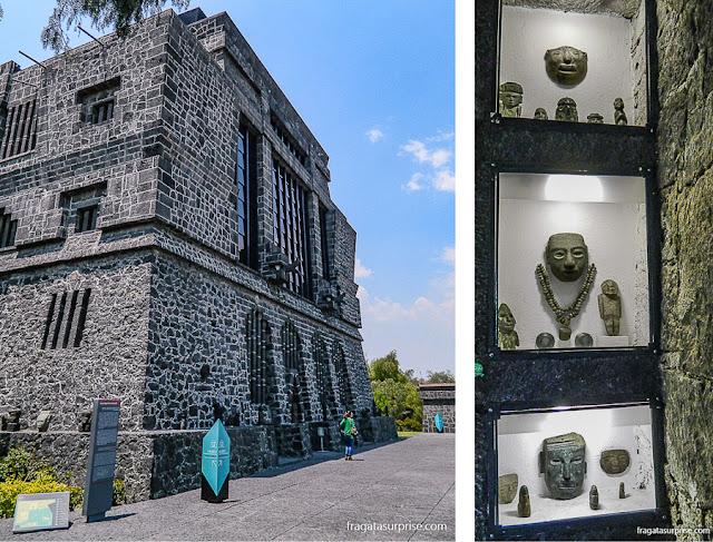Museu Anahuacalli de Diego Rivera - Cidade do México