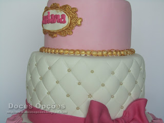 bolo almofadado