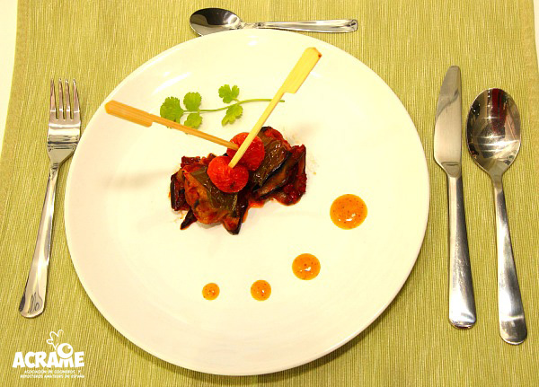 cocina turca kebab de berenjena