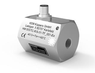 HM TC-R Series Kem Kuppers Turbine Flow Meters