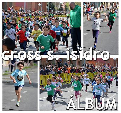 Cross San Isidro Aranjuez