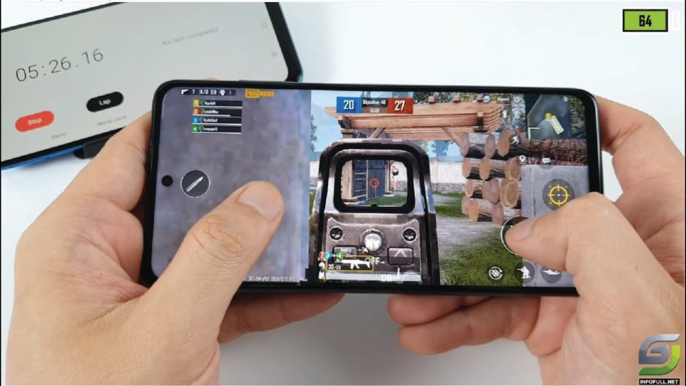 How Many FPS Does Poco x3 Pro Get PUBG Mobile?