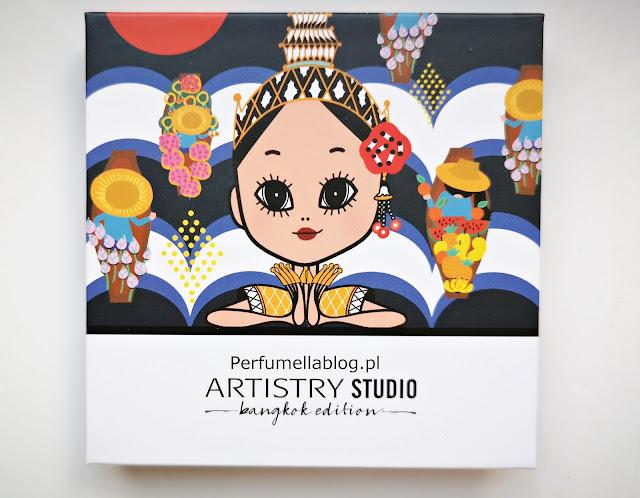 artistry studio bangkok edition paleta