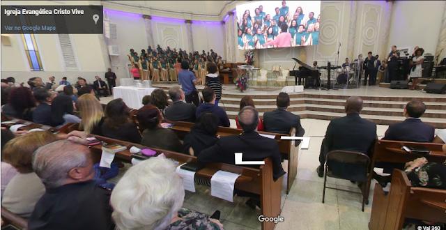 Igreja Cristo Vive