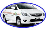 Rental Mobil Jogja Mobil Innova
