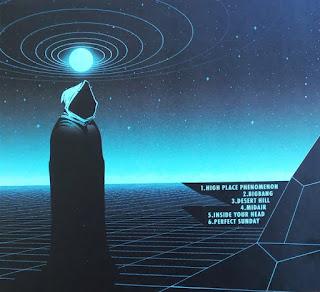 Instant Boner - (2020) High Place Phenomenon_cd back